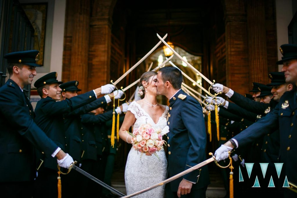 Malaga Wedding Photographer Cathedral