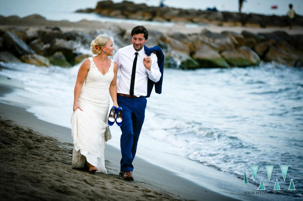 Puente Romano Hotel Wedding Photographer