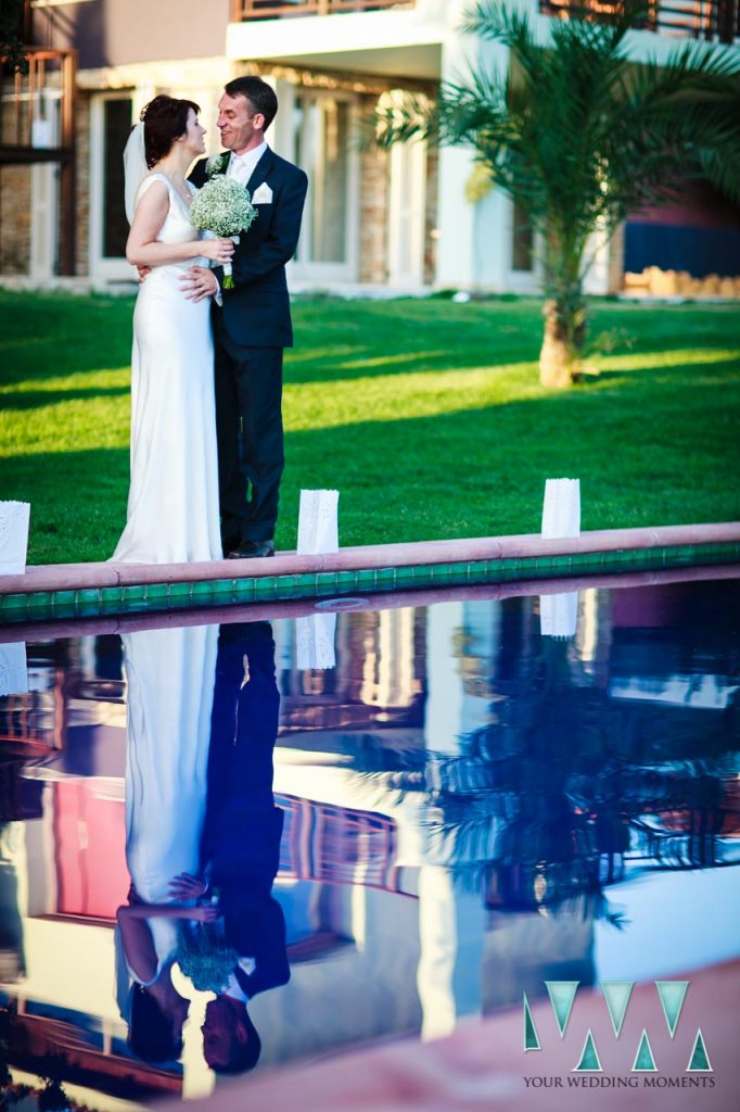 The Lodge Ronda Wedding