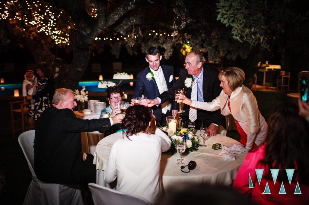 The Lodge Ronda Wedding