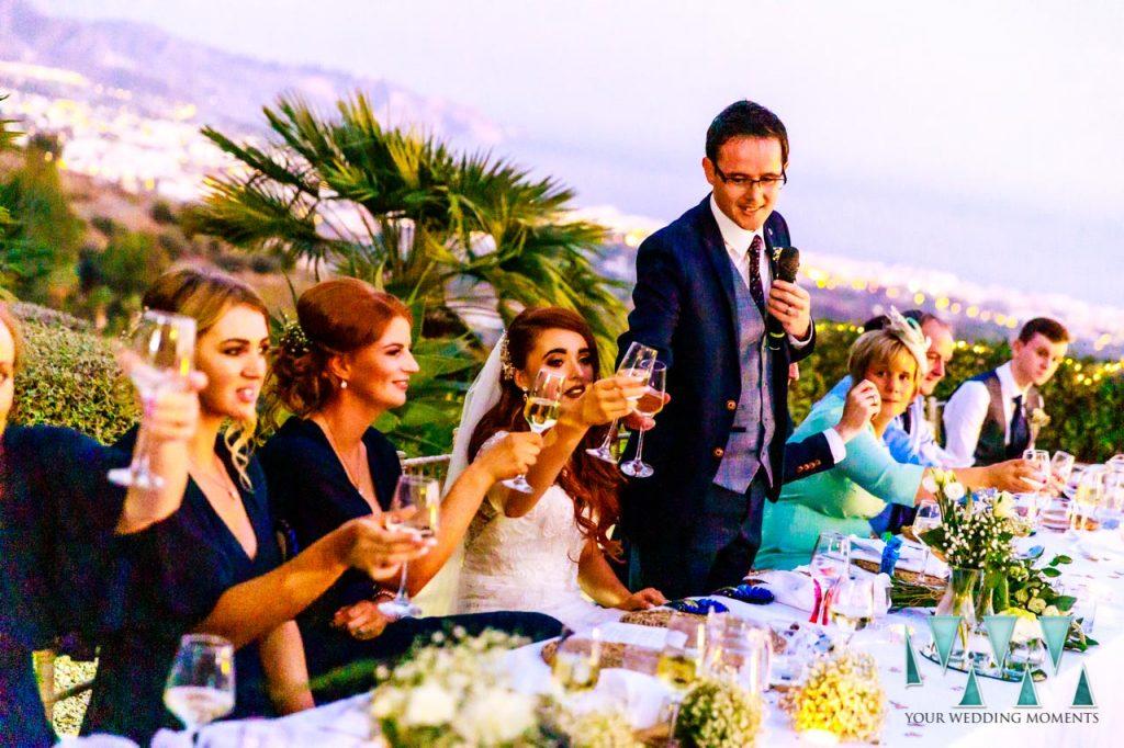 Wedding Photographer Villa Cielo Nerja