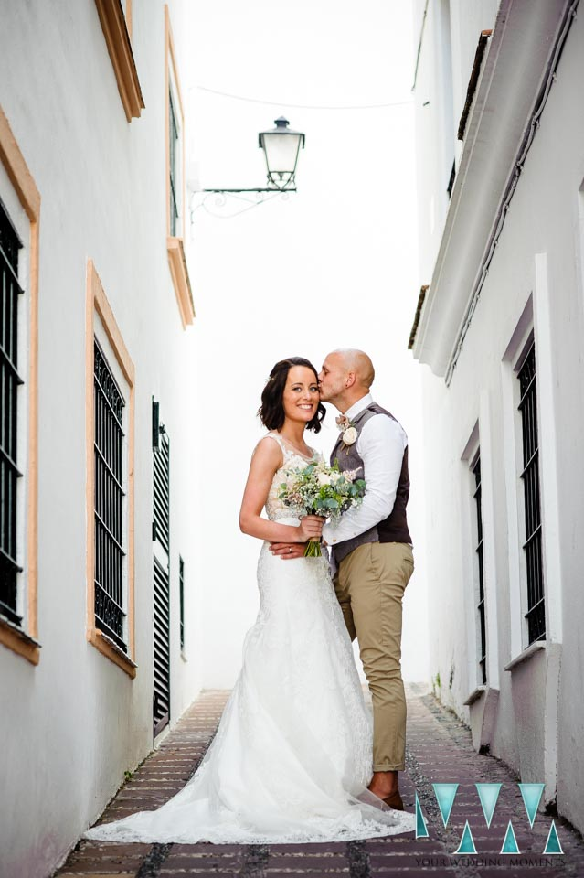 Wedding Photography Marbella Old Town