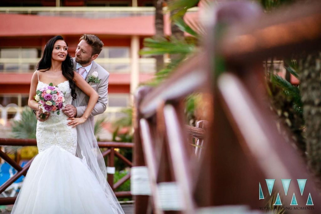 Sunset Beach Club wedding ceremony photography benalmadena