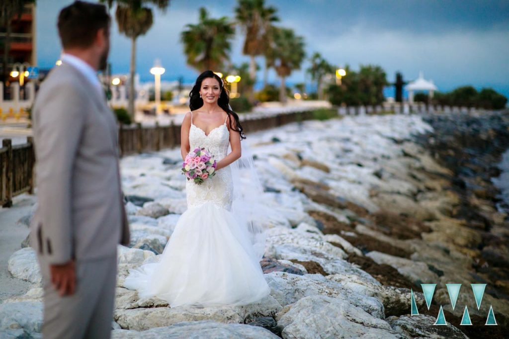 Sunset Beach Club promenade photography benalmadena