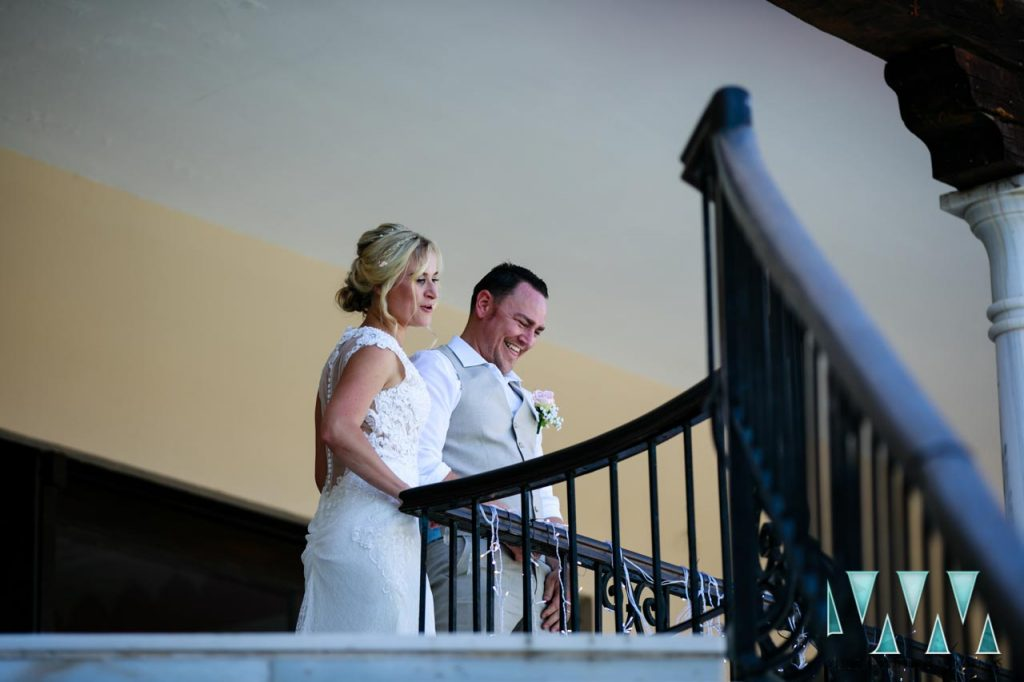 Villa El Palacete Wedding Photographer