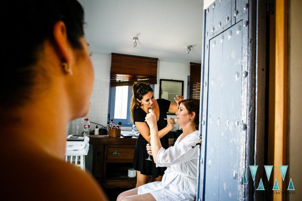 Rancho Del Ingles Wedding Bridal Preparations
