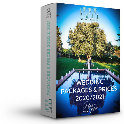 Spain Wedding Packages and Prices