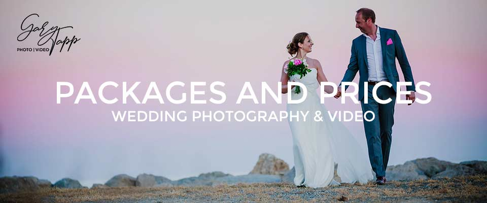 Wedding Packages and Prices for Malaga, Marbella, Spain