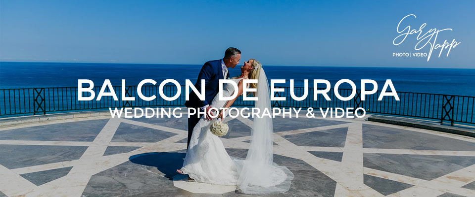 Balcon De Europa weddings in Nerja