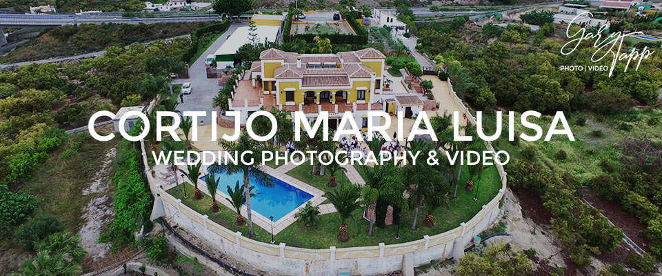 Cortijo Maria Luisa Wedding Photographer in Nerja, Spain