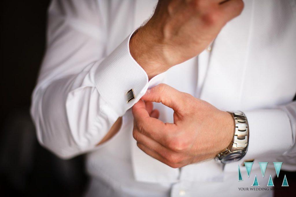 Finca La Concepcion wedding groom