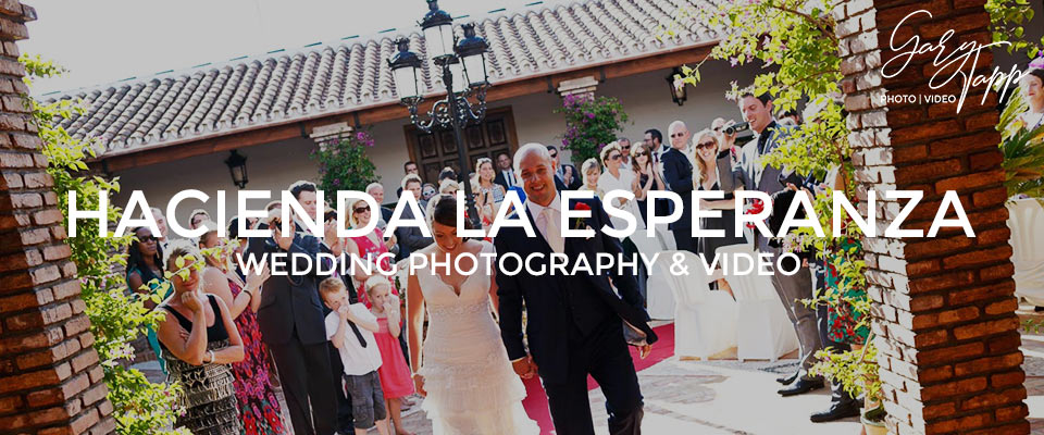 Hacienda La Esperanza wedding venue Malaga