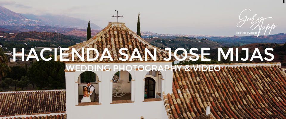 Hacienda San Jose Mijas Wedding Photographer