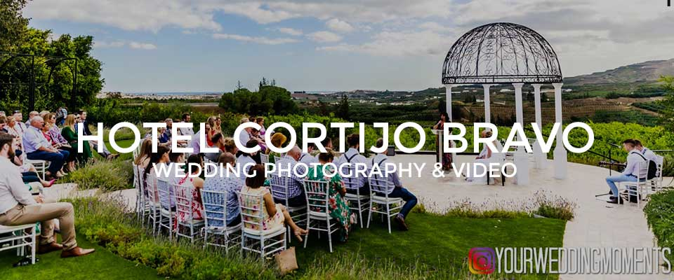 Hotel Cortijo Bravo wedding venue in Malaga, Spain