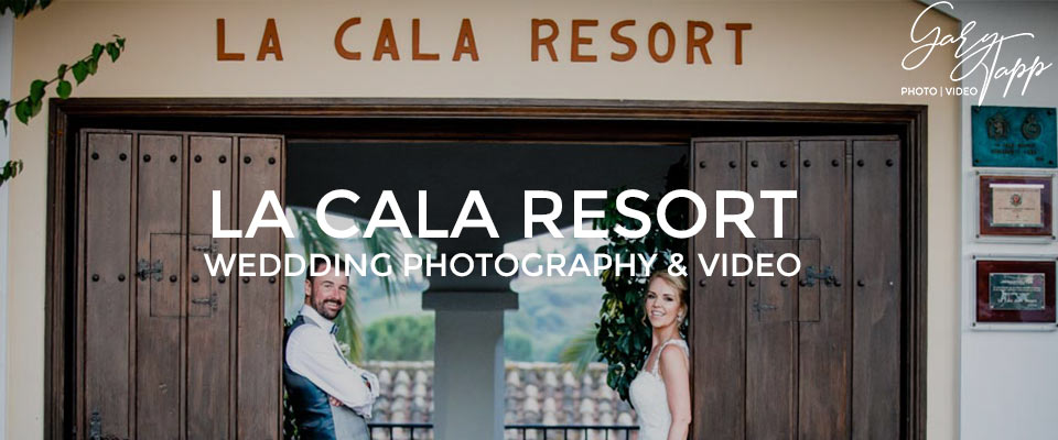 La Cala Resort wedding photography