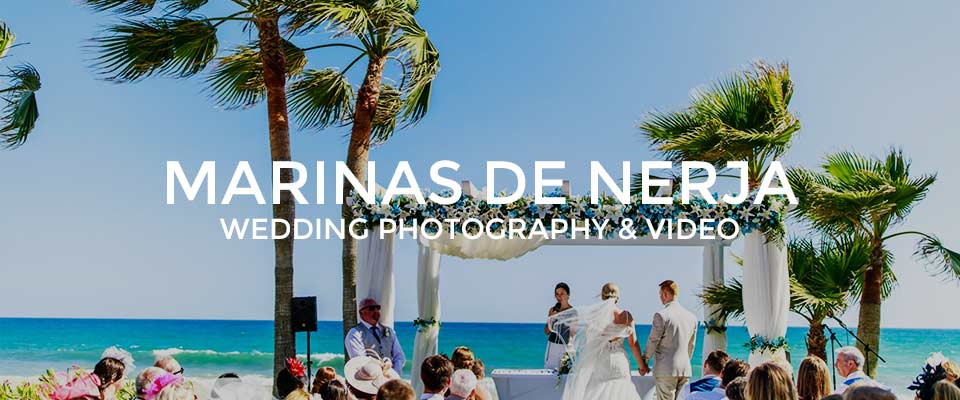 Marinas De Nerja Wedding Photography Nerja