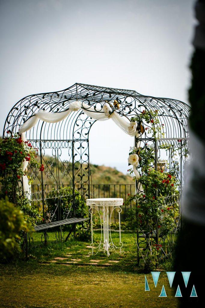 Molino de Santillan wedding