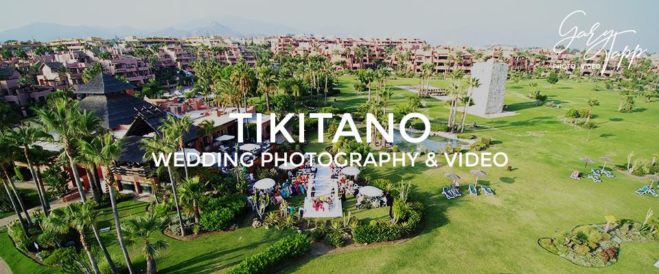 Tikitano Wedding venue in Estepona near Marbella
