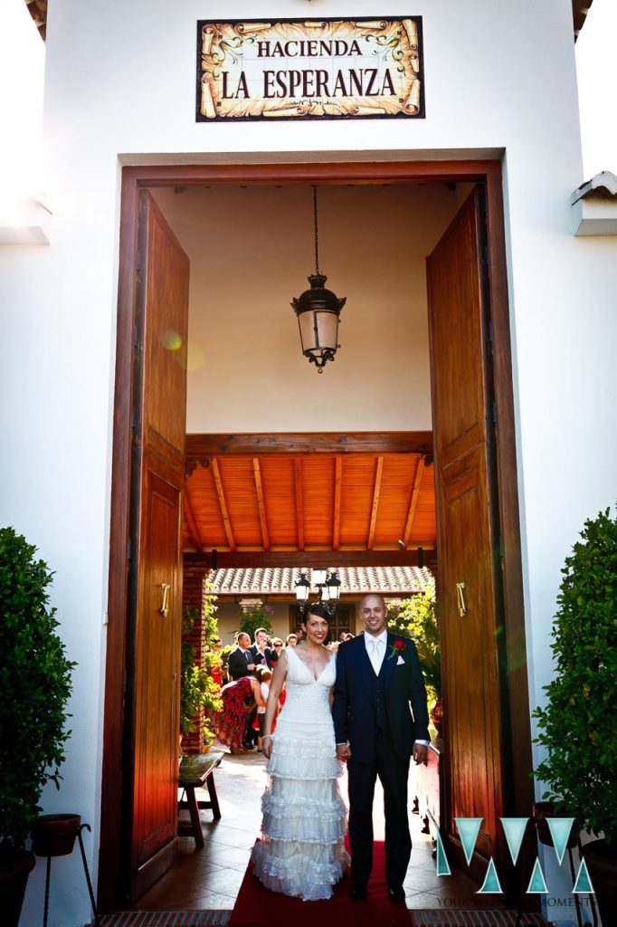 hacienda la esperanza wedding malaga spain 11