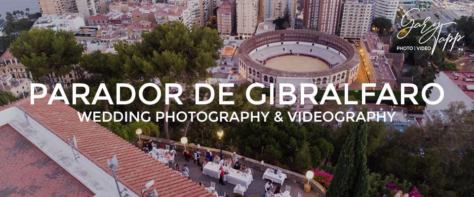 Parador de Gibralfaro Wedding Malaga