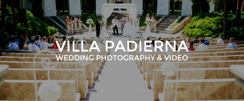 Villa Padierna wedding venue Marbella, Spain