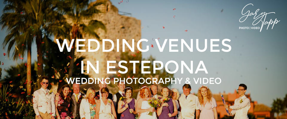 Wedding Venues in Estepona on the Costa Del Sol, Spain