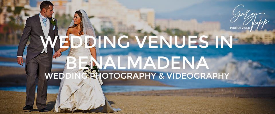 The top wedding venues in Benalmadena, Spain