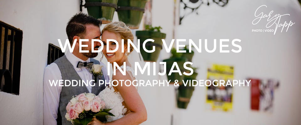 Wedding venues in Mijas, Spain