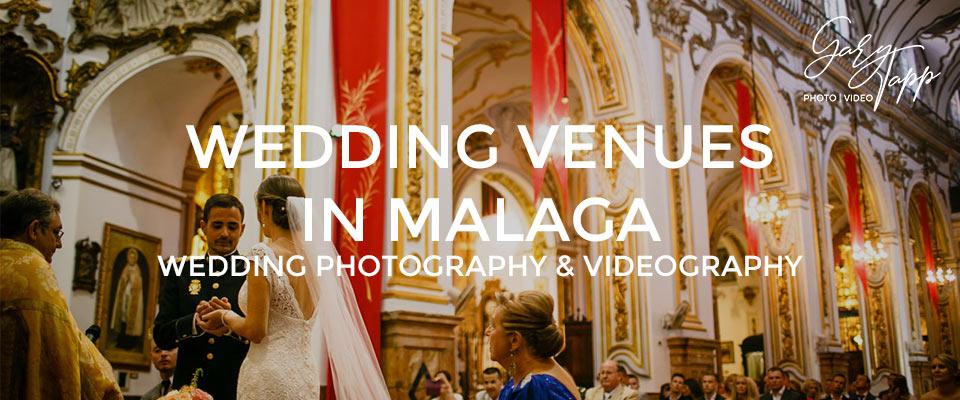 Wedding Venues in Malaga, Spain