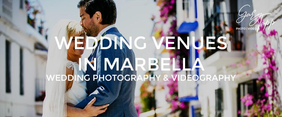 Wedding venues in Marbella