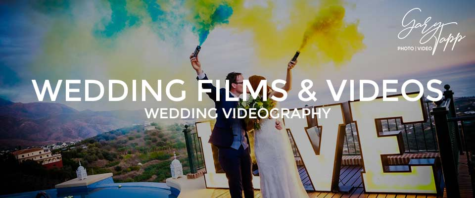 Wedding Videographer in Nerja, Marbella, Malaga, Spain