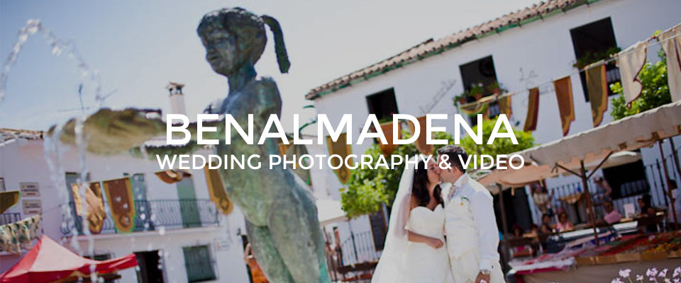 Benalmadena Wedding Photographer & Videographer
