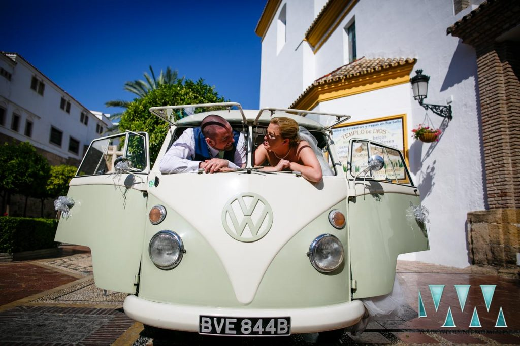 Cortijo De Cortes Benahavis wedding