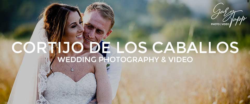 El Cortijo de Los Caballos Wedding venue