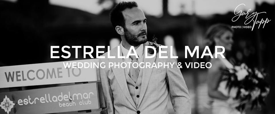 Estrella Del Mar Beach Club Wedding Photography & Videography in Elviria, Marbella