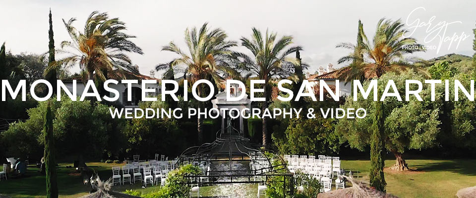 Finca Monasterio wedding venue near Sotogrande