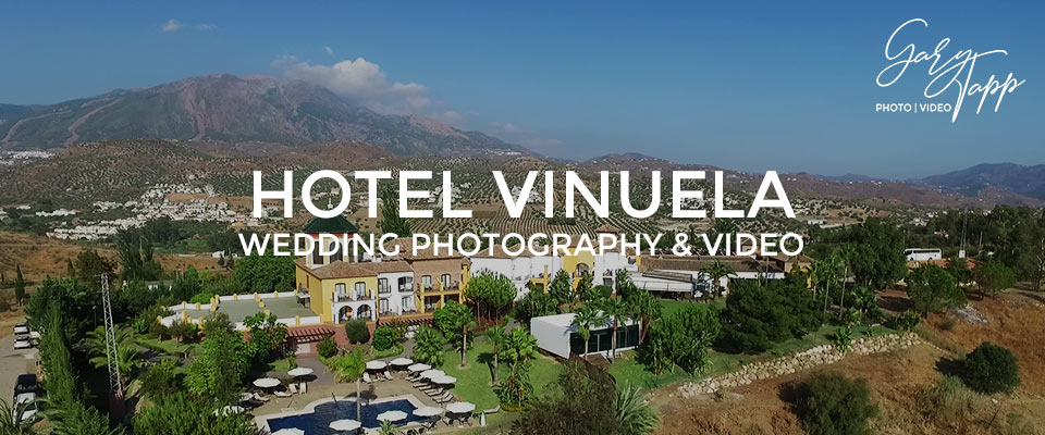 Hotel Vinuela Wedding Photography