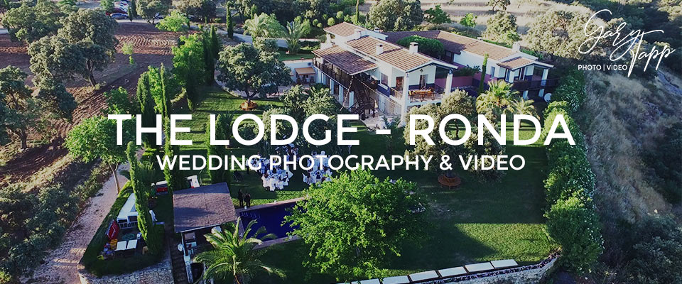 The Lodge Ronda Wedding Photography & Videography