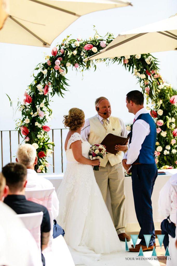 Torres De San Juan Nerja Wedding