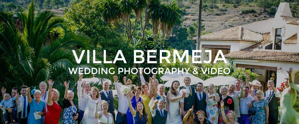 Villa Bermeja Wedding Photography & Videography