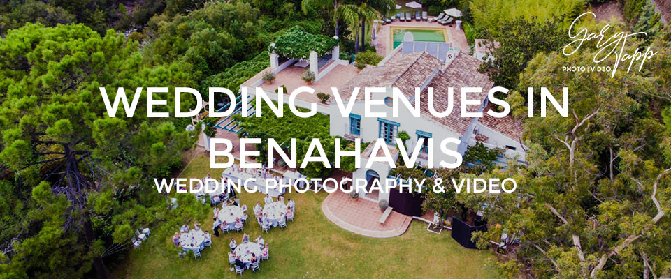 Benahavis Wedding venues near Marbella, Malaga in Spain