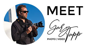 Meet Gary Tapp - Professional Wedding Photographer & Videographer