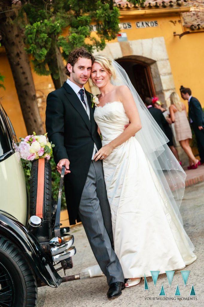 Cortijo Los Canos wedding