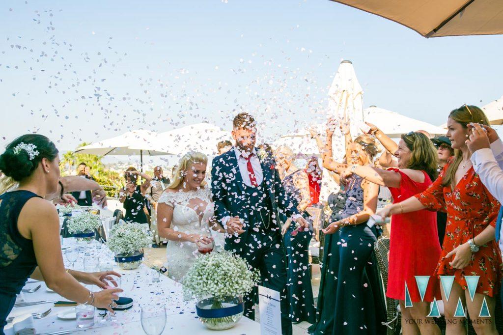 Florida Mijas Beach Wedding