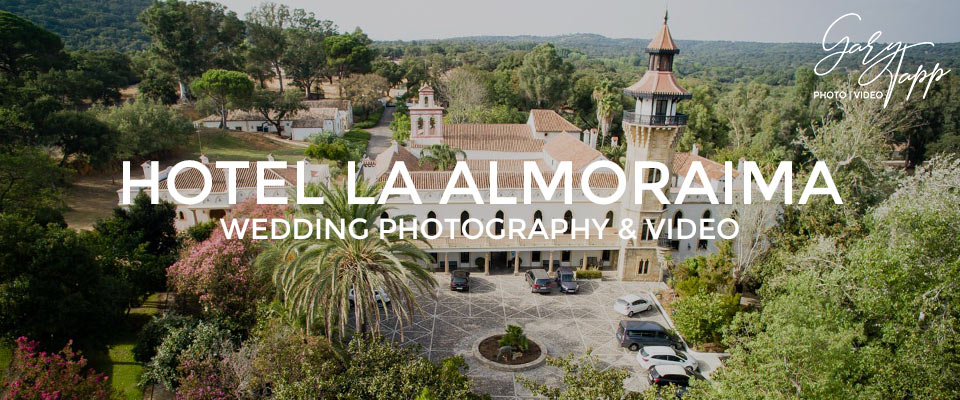 Hotel La Almoraima Wedding Venue