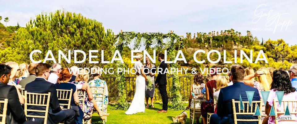 Villa Candela en la Colina Wedding venue in Marbella