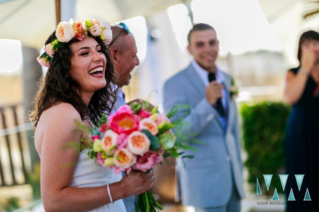 Bono Beach Marbella Wedding