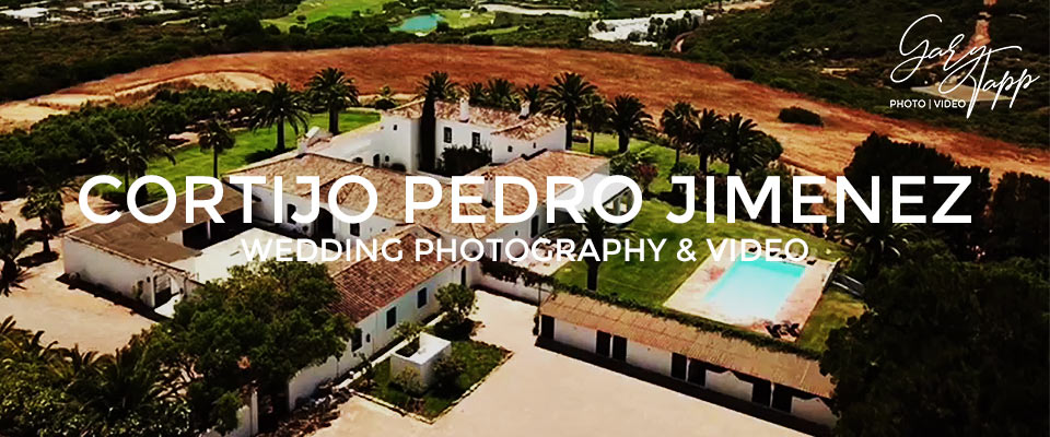 Cortijo Pedro Jimenez wedding venue in Caseres, Estepona