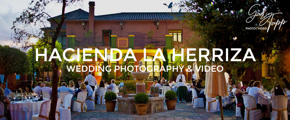 Hacienda la Herriza Hotel wedding venue in Gaucin