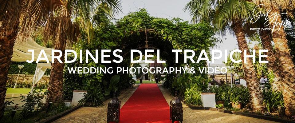 Jardines Del Trapiche Wedding venue near Nerja and Velez Malaga